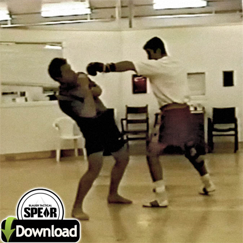 CONTACT SPARRING & FEAR CONTROL VIDEO MS-04