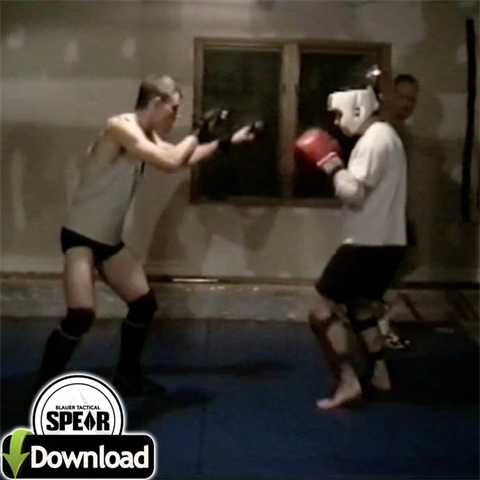 HOW TO 'NOT' GET KNOCKED OUT W/ TOM CAMPBELL VIDEO MA-34